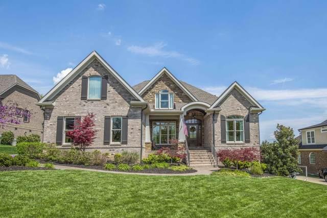 612 Stone Villa Lane, Knoxville, TN 37934 (#1113532) :: Billy Houston Group