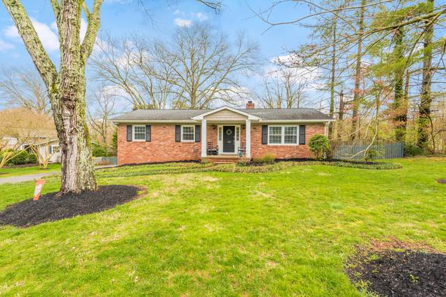 1332 SW Park Glen Rd, Knoxville, TN 37919 (#1113537) :: Realty Executives