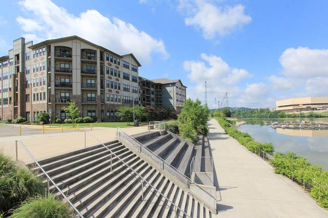 445 W Blount Ave #412, Knoxville, TN 37920 (#1113542) :: Realty Executives