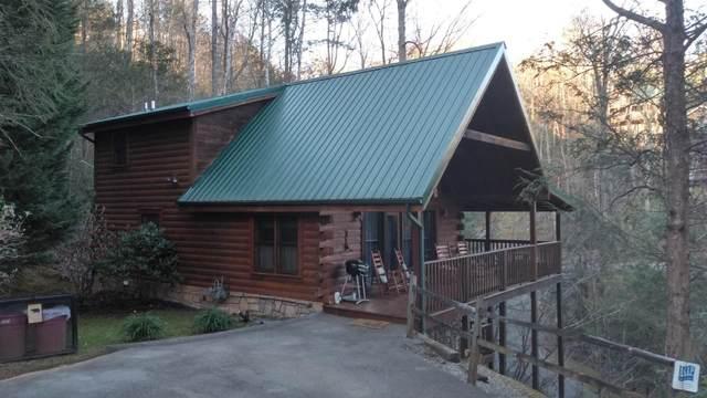 752 Yona Trail Way, Gatlinburg, TN 37738 (#1113710) :: Realty Executives