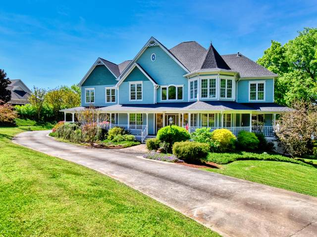 160 Marble Bluff Drive, Kingston, TN 37763 (#1113934) :: Venture Real Estate Services, Inc.