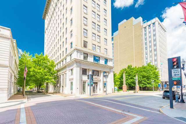 531 S Gay St, #1002, Knoxville, TN 37902 (#1114613) :: Realty Executives Associates