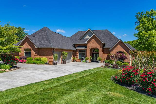 945 Timberline Drive, Lenoir City, TN 37772 (#1114891) :: The Sands Group