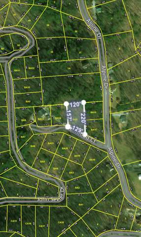 Lot 15 Linwood Court, Sevierville, TN 37876 (#1115266) :: Tennessee Elite Realty