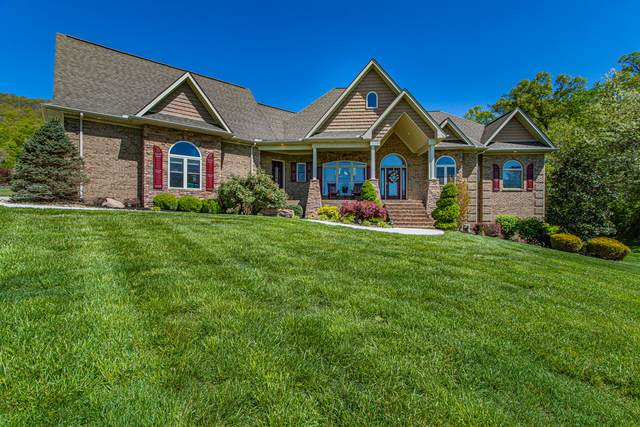 196 Autumn Brook Lane, Jacksboro, TN 37757 (#1115268) :: Realty Executives