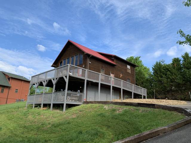 2277 Red Bank Rd, Sevierville, TN 37876 (#1115430) :: The Terrell Team
