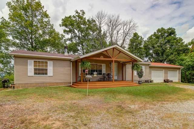 1402 Kinder Lane, Dandridge, TN 37725 (#1115500) :: Venture Real Estate Services, Inc.