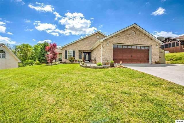 1664 Jasmine Tr, Sevierville, TN 37862 (#1115613) :: Exit Real Estate Professionals Network