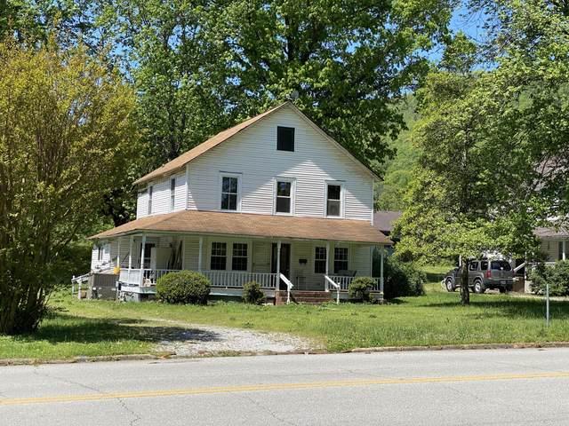 507 W Rockwood St, Rockwood, TN 37854 (#1115618) :: Venture Real Estate Services, Inc.