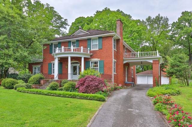 433 Scenic Drive, Knoxville, TN 37919 (#1115635) :: Venture Real Estate Services, Inc.