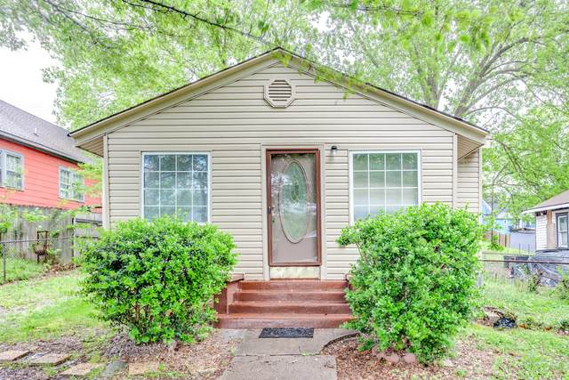 1719 Woodbine Ave, Knoxville, TN 37917 (#1116355) :: Venture Real Estate Services, Inc.