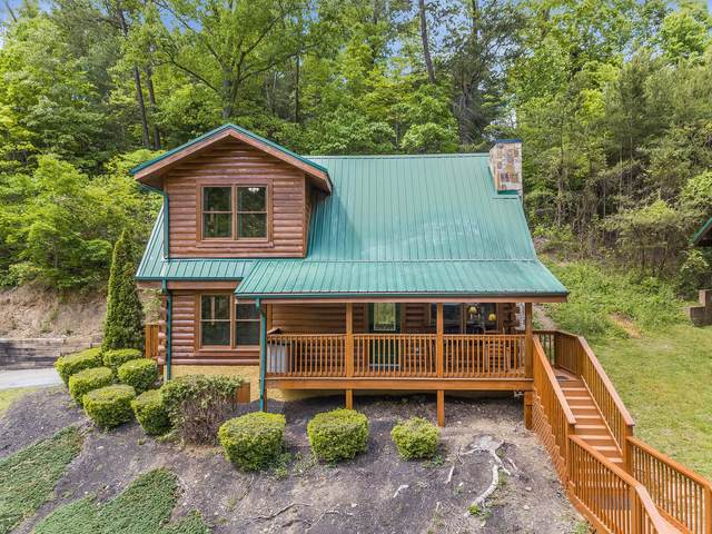 621 Chickasaw Gap Way Way, Pigeon Forge, TN 37863 (#1116600) :: The Terrell Team