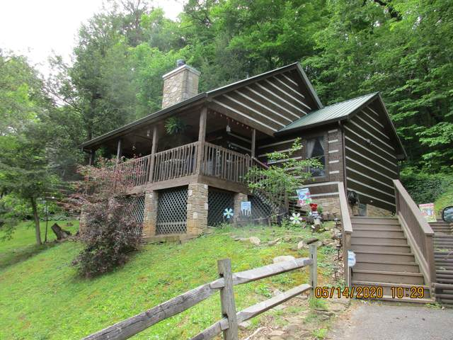 140 Smoky Mountain Way, Sevierville, TN 37876 (#1116870) :: Catrina Foster Group