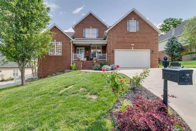 2034 Cascade Falls Lane, Knoxville, TN 37931 (#1117110) :: Venture Real Estate Services, Inc.