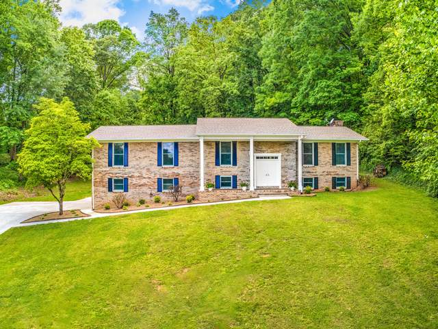 133 Amanda Drive Drive, Oak Ridge, TN 37830 (#1117142) :: Realty Executives