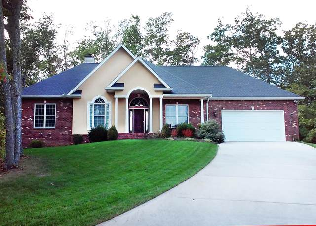 152 Walden Ridge Drive, Fairfield Glade, TN 38558 (#1117387) :: Venture Real Estate Services, Inc.