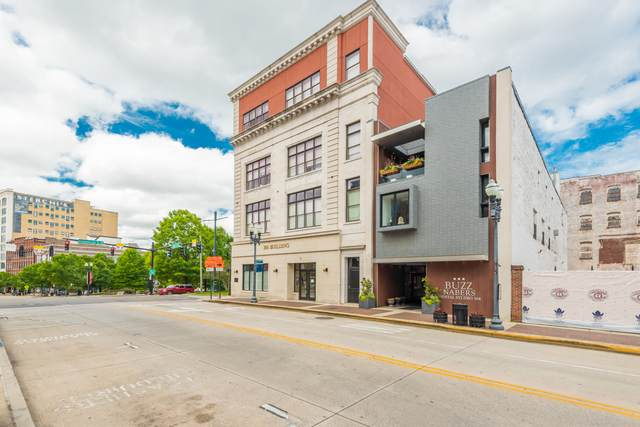 300 S Gay St Apt 102, Knoxville, TN 37902 (#1117594) :: Realty Executives
