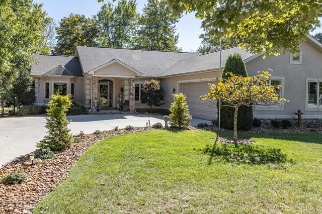 125 Forest Hill Drive, Crossville, TN 38558 (#1117597) :: Realty Executives