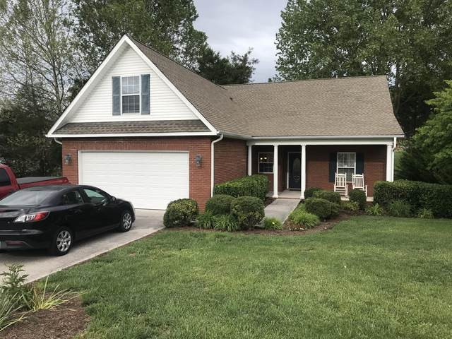 4518 Everwood Oak Lane, Knoxville, TN 37918 (#1117627) :: Realty Executives