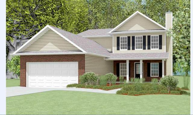 1135 Sky Top Lane, Powell, TN 37849 (#1117641) :: Venture Real Estate Services, Inc.