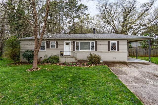 1005 SW Bardill Lane, Knoxville, TN 37919 (#1117649) :: Billy Houston Group