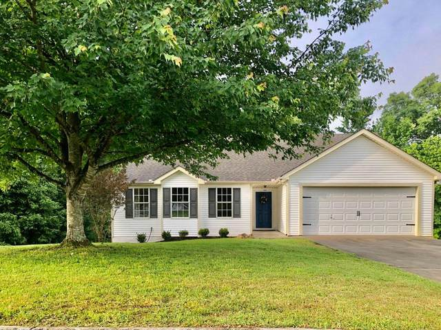 5360 Amherst Woods Lane, Knoxville, TN 37921 (#1117672) :: Exit Real Estate Professionals Network