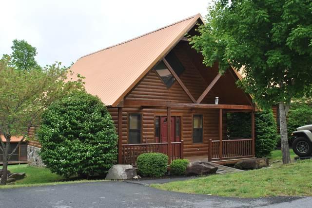 141 White Oak Resort Way, Gatlinburg, TN 37738 (#1117673) :: The Terrell Team