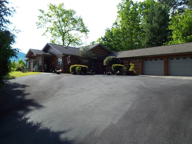 427 Gold Road, Cosby, TN 37722 (#1117685) :: Billy Houston Group