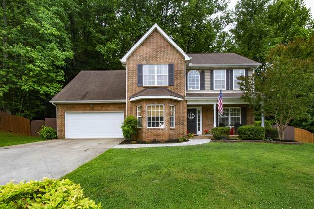 10913 Parkgate Lane, Knoxville, TN 37934 (#1117695) :: The Cook Team
