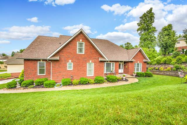 8118 Laurel Falls Lane, Knoxville, TN 37931 (#1117737) :: The Cook Team