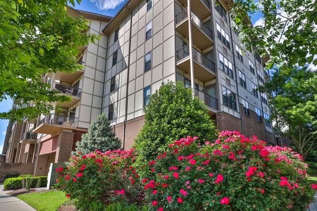 445 W. Blount Avenue #302, Knoxville, TN 37920 (#1117858) :: Venture Real Estate Services, Inc.