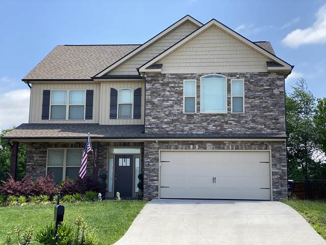 2691 Brooke Willow Blvd, Knoxville, TN 37932 (#1117888) :: Adam Wilson Realty