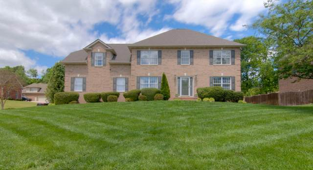 3318 Whispering Oaks Drive, Knoxville, TN 37938 (#1118170) :: Shannon Foster Boline Group