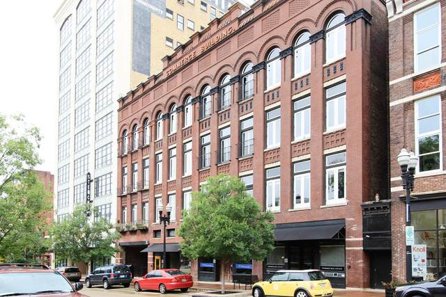 122 S Gay St #403, Knoxville, TN 37902 (#1118198) :: Realty Executives