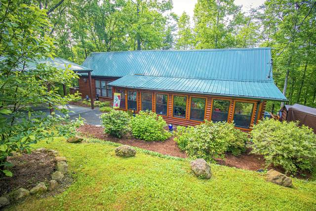 2890 Pine Haven Drive, Sevierville, TN 37862 (#1118281) :: The Terrell Team