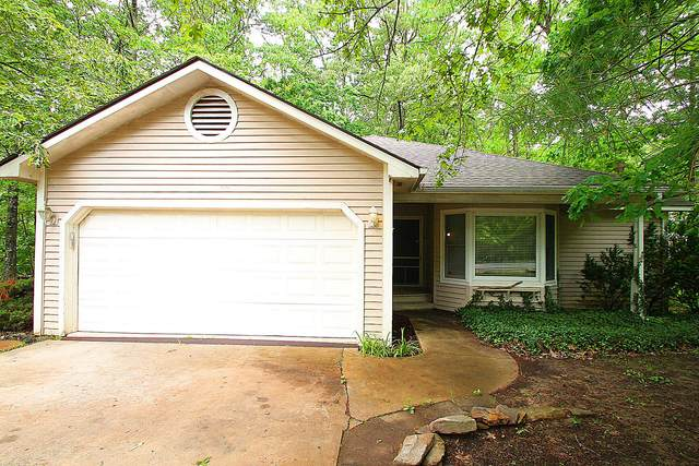 108 Exeter Drive, Fairfield Glade, TN 38558 (#1118285) :: Billy Houston Group