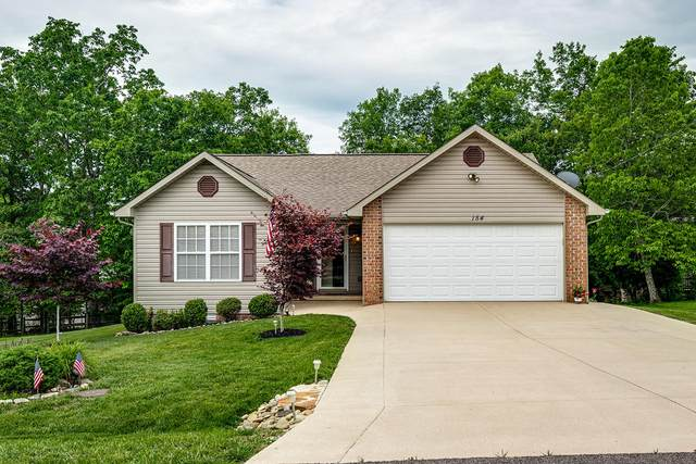 154 Berkshire Loop, Fairfield Glade, TN 38558 (#1118350) :: Venture Real Estate Services, Inc.