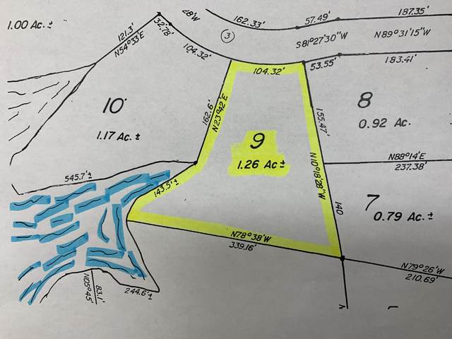 Lot 9 Cobblestone Lane, Dandridge, TN 37725 (#1118354) :: Tennessee Elite Realty