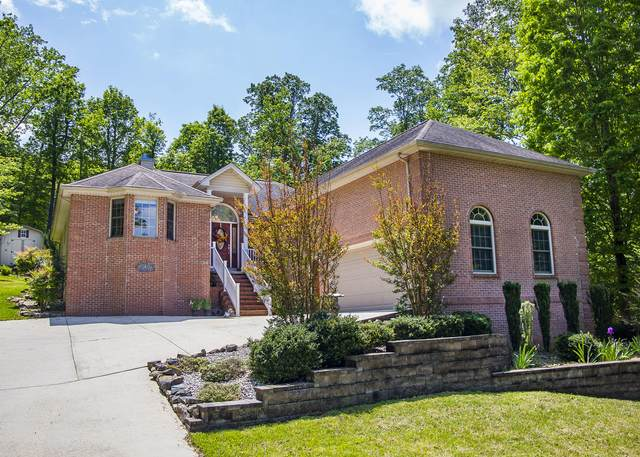 284 Forest Hill Drive, Crossville, TN 38558 (#1118359) :: Tennessee Elite Realty