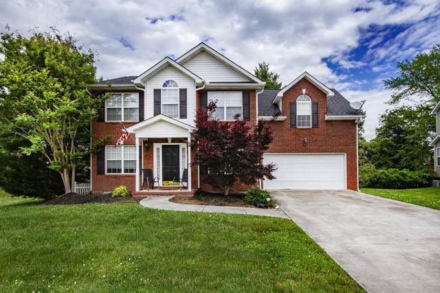 3512 Branch Hill Lane, Knoxville, TN 37931 (#1118372) :: Realty Executives