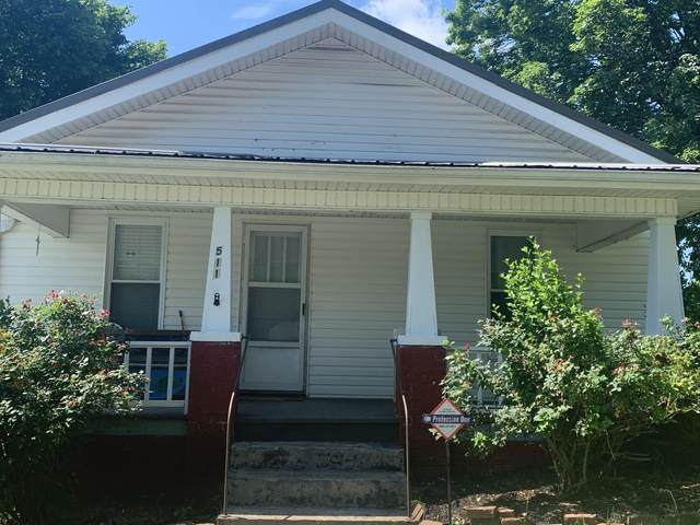 511 Childress Ave, Sweetwater, TN 37874 (#1118377) :: Billy Houston Group