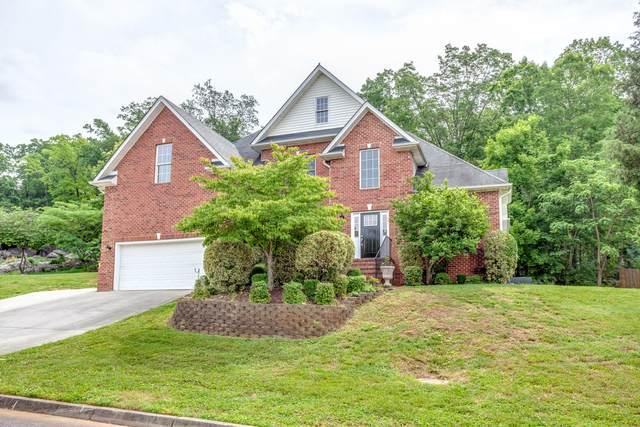 2004 Cascade Falls Lane, Knoxville, TN 37931 (#1118387) :: Realty Executives