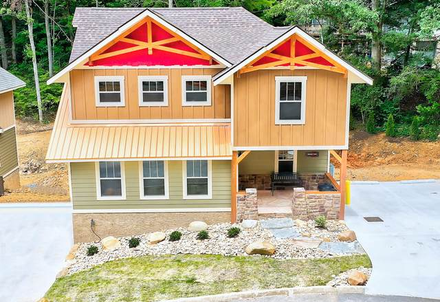 722 Still Hill Way, Gatlinburg, TN 37738 (#1118413) :: The Sands Group