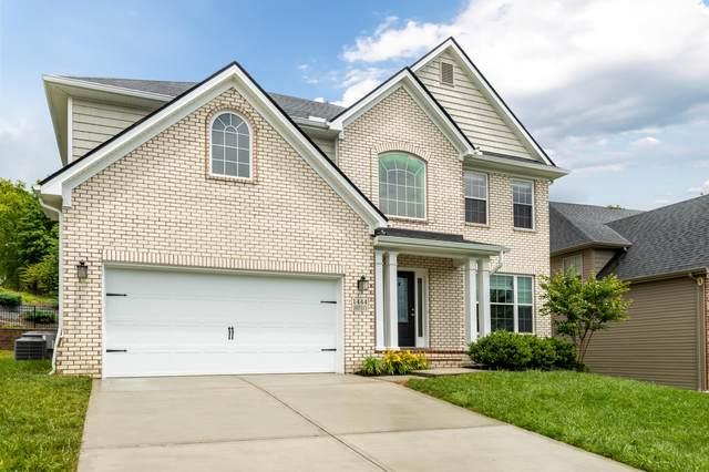 1444 Mossy Rock Lane, Knoxville, TN 37922 (#1118436) :: Billy Houston Group