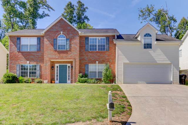 1645 Wolverine Lane, Knoxville, TN 37931 (#1118460) :: Realty Executives