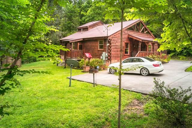 2003 Green Pine Lane, Sevierville, TN 37862 (#1118483) :: Billy Houston Group