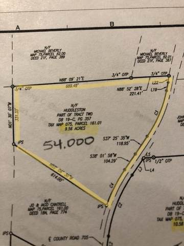 Tract 2 County Road 675, Athens, TN 37303 (#1118516) :: Billy Houston Group