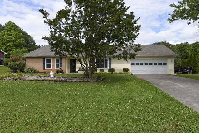 11701 Autumn Leaves Lane, Knoxville, TN 37934 (#1118525) :: Realty Executives