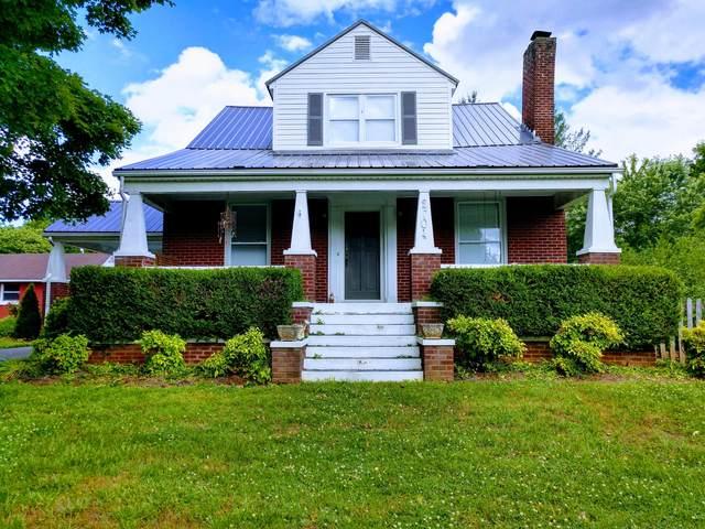 2704 Byington Beaver Ridge Rd, Knoxville, TN 37931 (#1118540) :: Venture Real Estate Services, Inc.