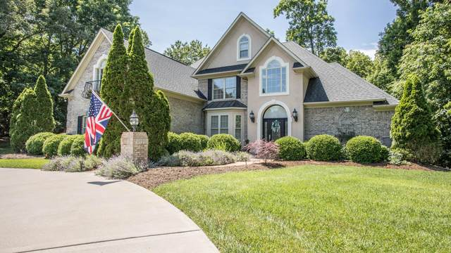2919 Summershade Lane, Knoxville, TN 37922 (#1118564) :: Realty Executives